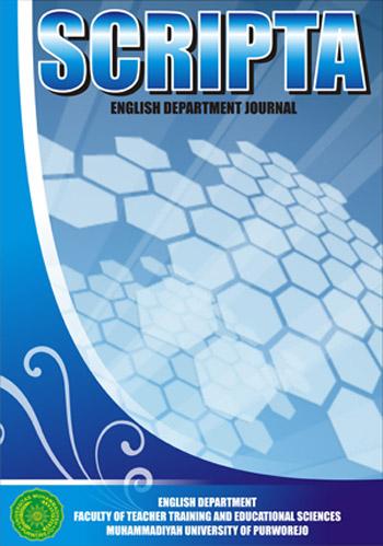 SCRIPTA English Department Journal